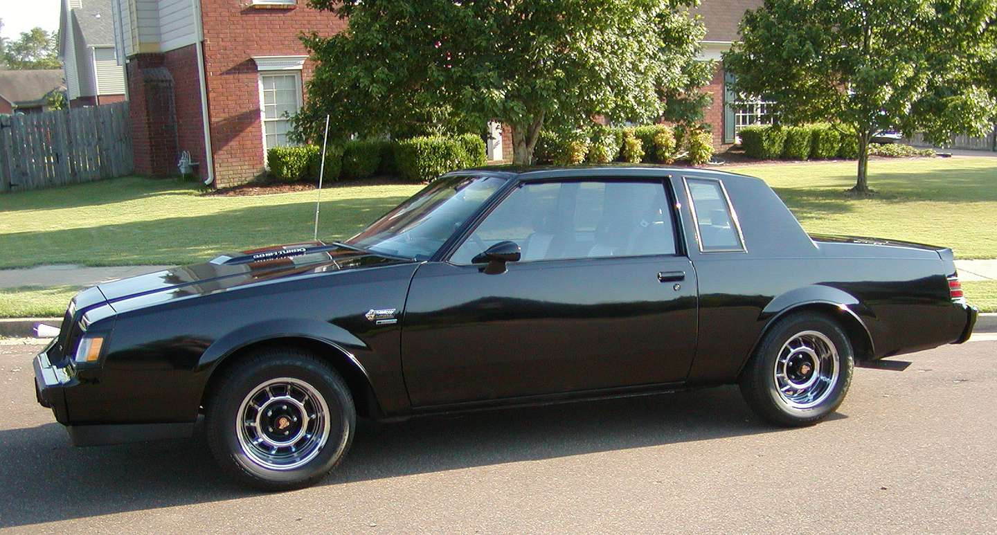 Buick Grand National #9463793