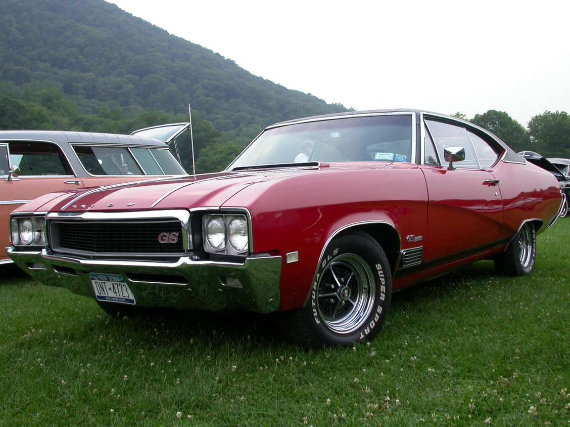 Buick GS #9836838