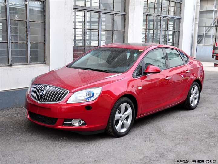 Buick Excelle #8594268