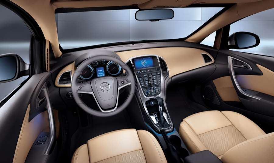 Buick Excelle #7942363