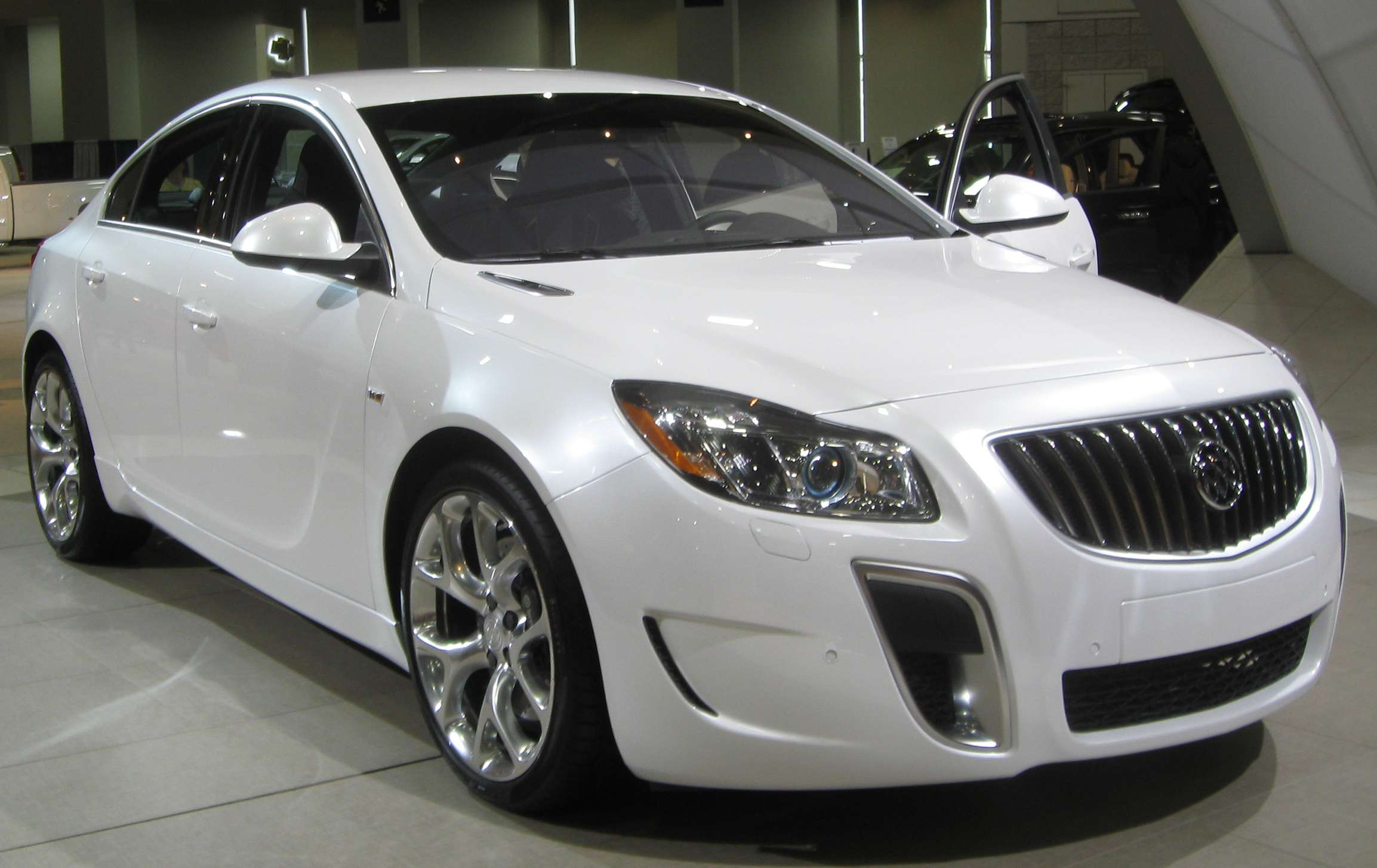 Buick Regal GS #9791583