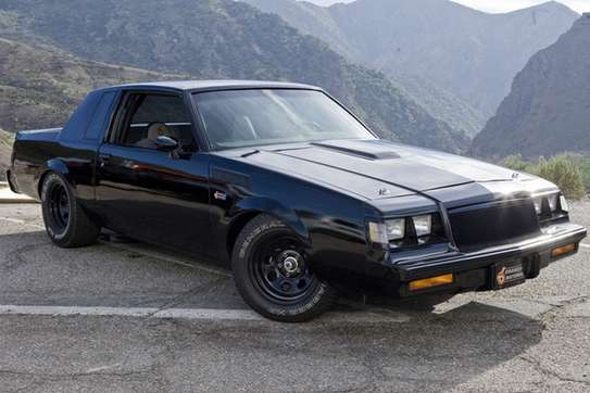 Buick Grand National #7717973