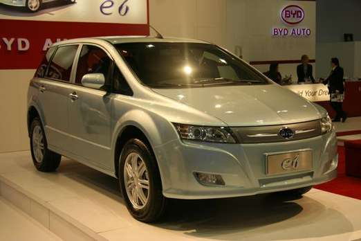 BYD E6 #8957694