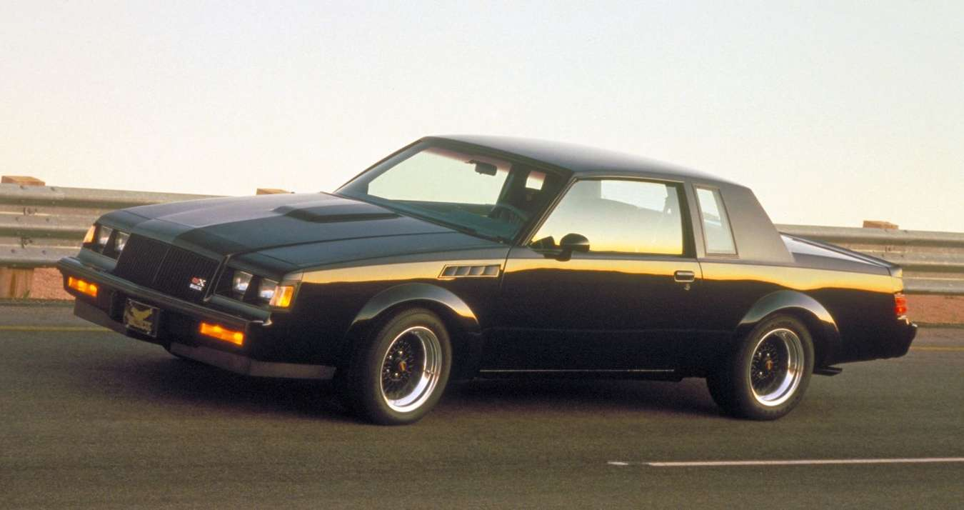 Buick Grand National #8014990