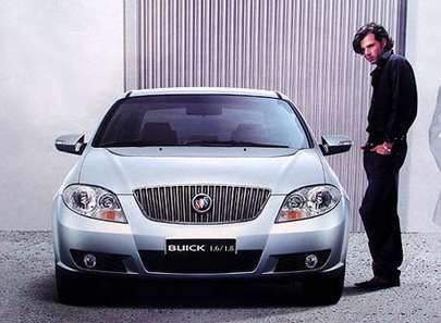 Buick Excelle #9764871