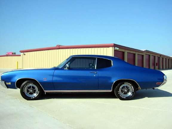 Buick GS #8098819