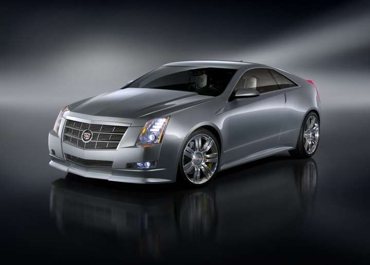 Cadillac Coupe #8446192
