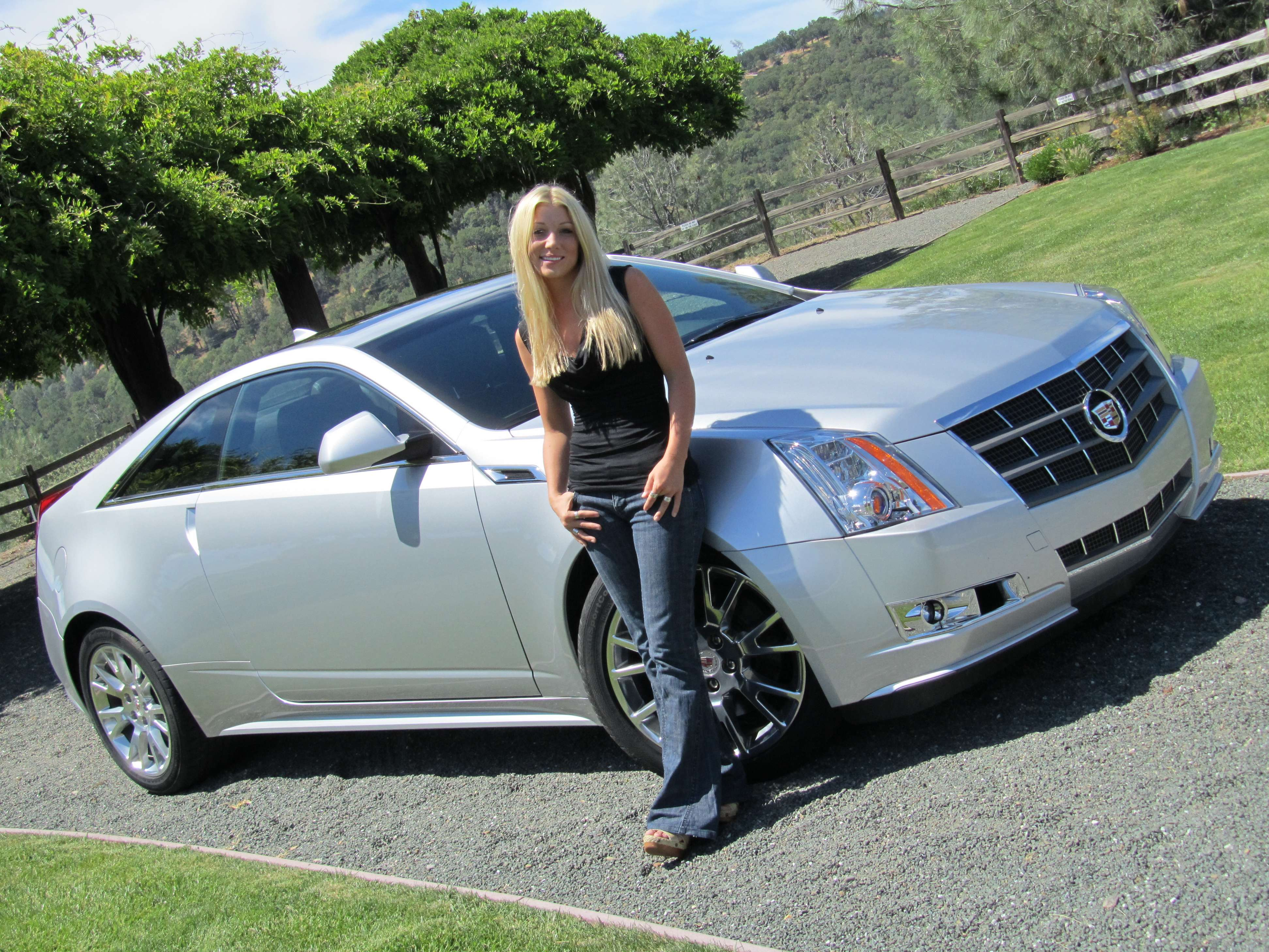 Cadillac CTS Coupe #7109034