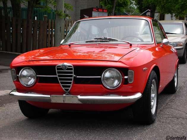 Alfa Romeo GT Junior #7569545