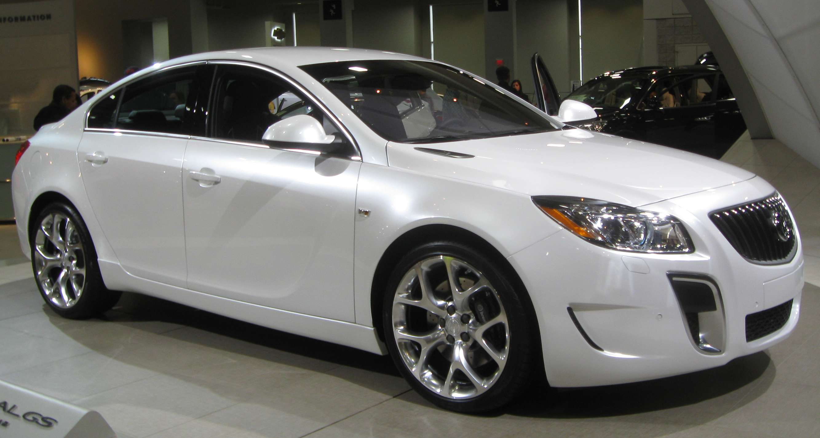 Buick Regal GS #8232349