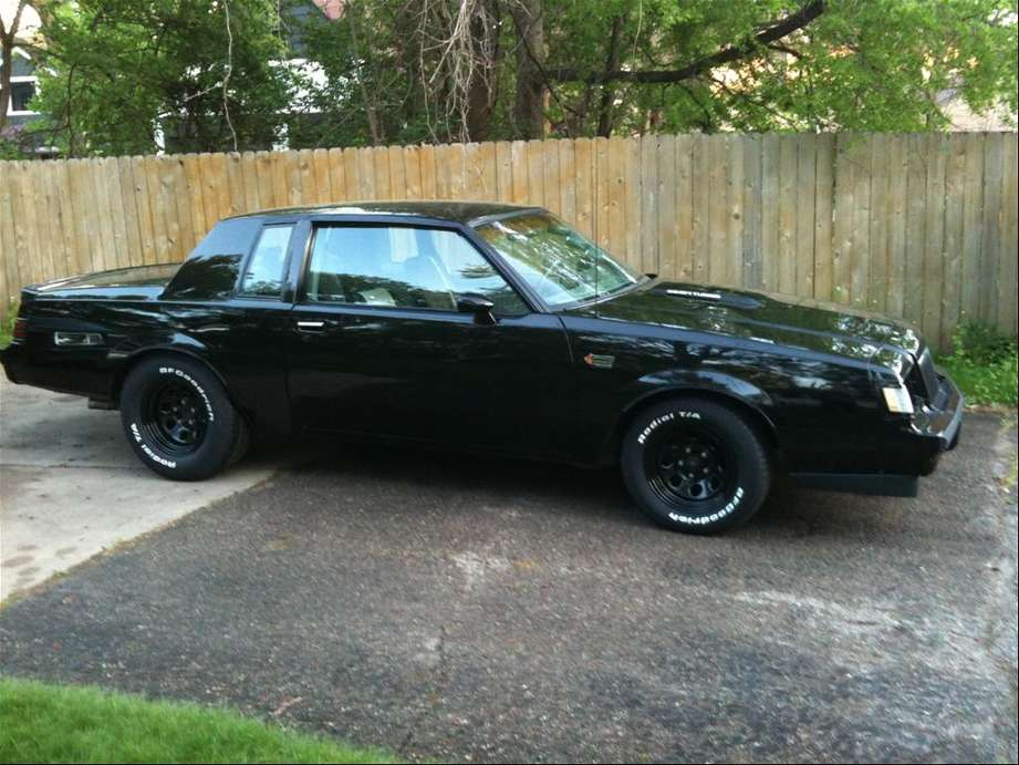 Buick Grand National #8621056