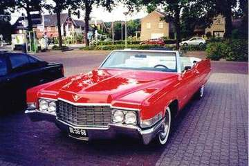 Cadillac Coupe DeVille #7830673
