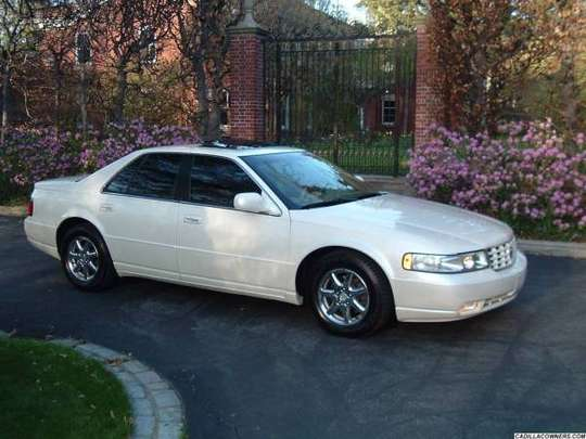 Cadillac Seville STS #7249229