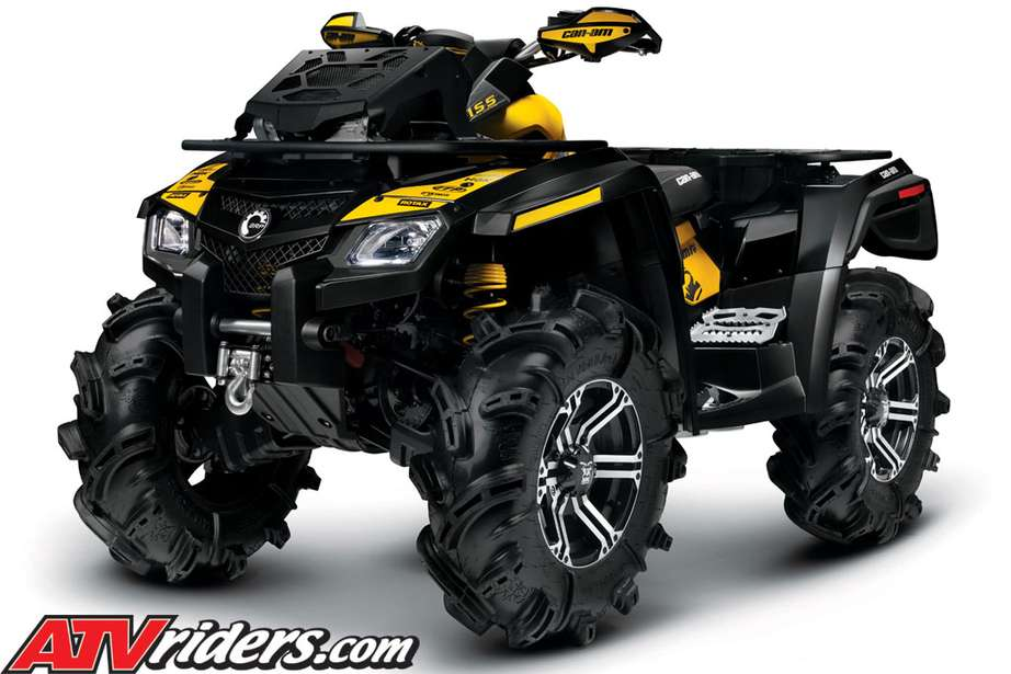 Can-Am Outlander #8500096