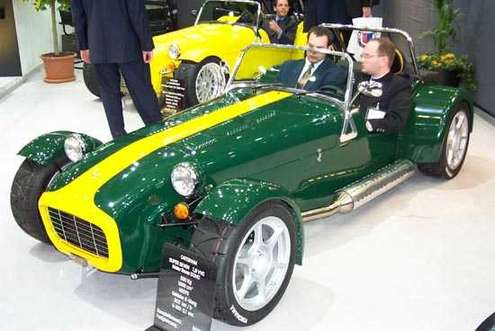 Caterham Super Seven #9028585