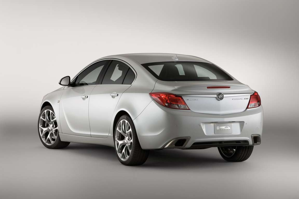 Buick Regal GS #7513736