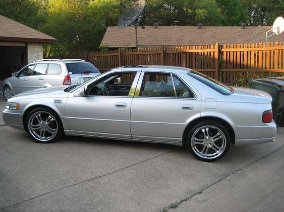 Cadillac Seville STS #7442945