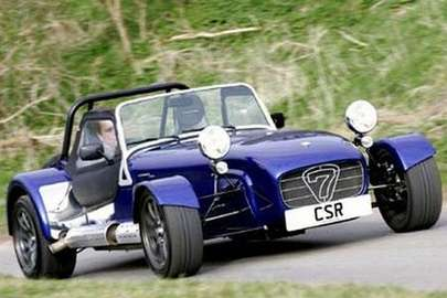 Caterham Super 7 #7118531