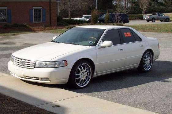 Cadillac Seville STS #7245420