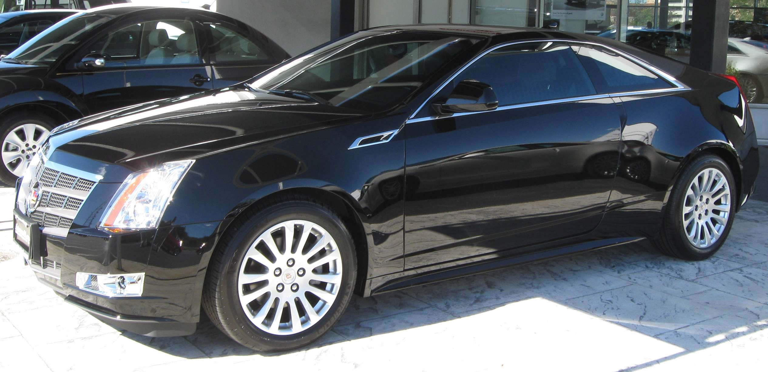 Cadillac CTS Coupe #9746669