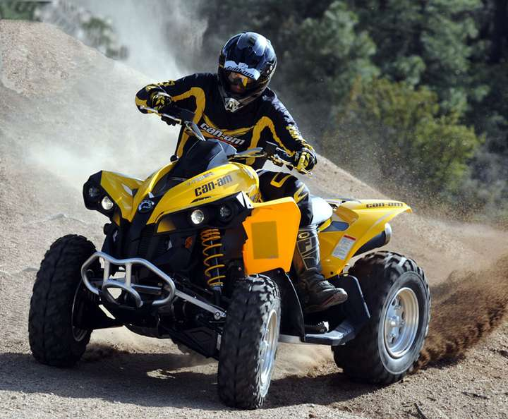 Can-Am Renegade #7734951