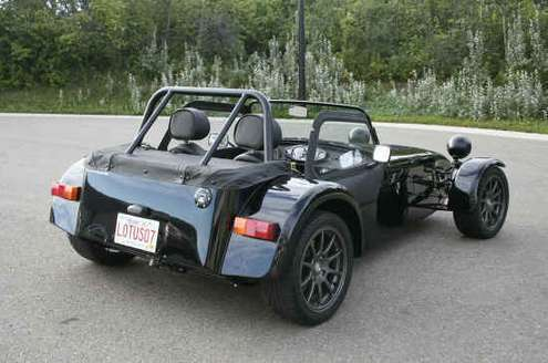 Caterham Super 7 #8387977