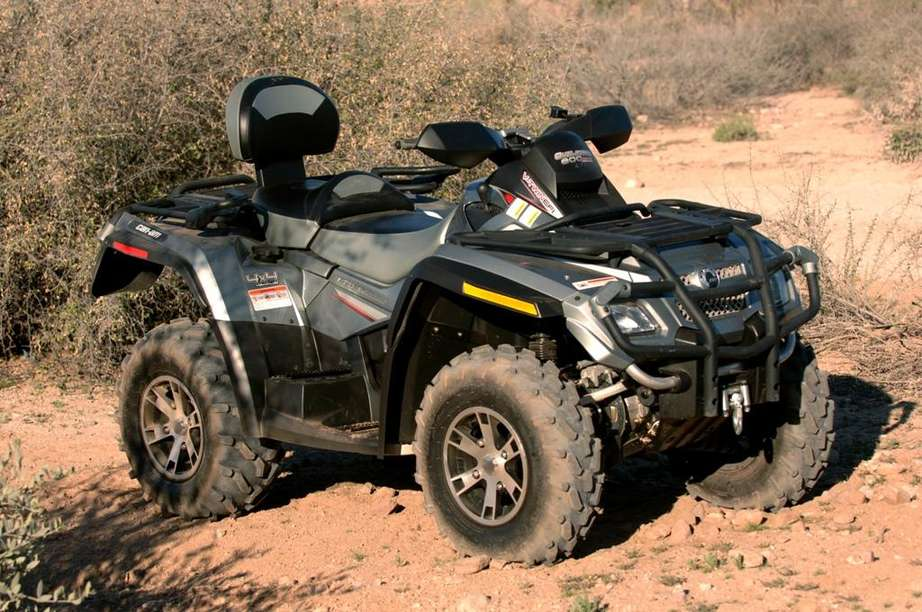 Can-Am Outlander #8611058