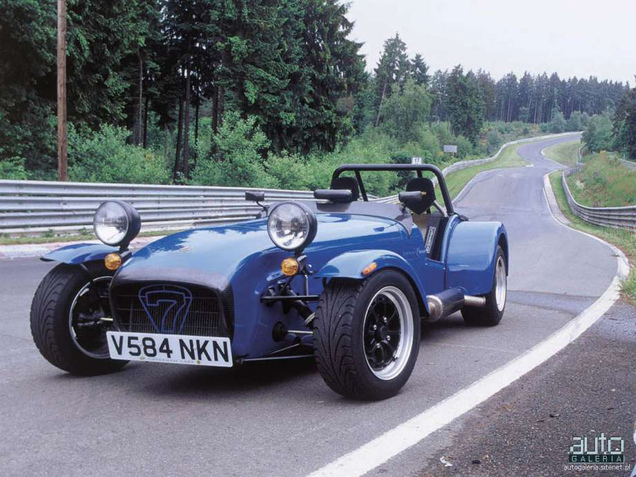Caterham Super Seven #8045234