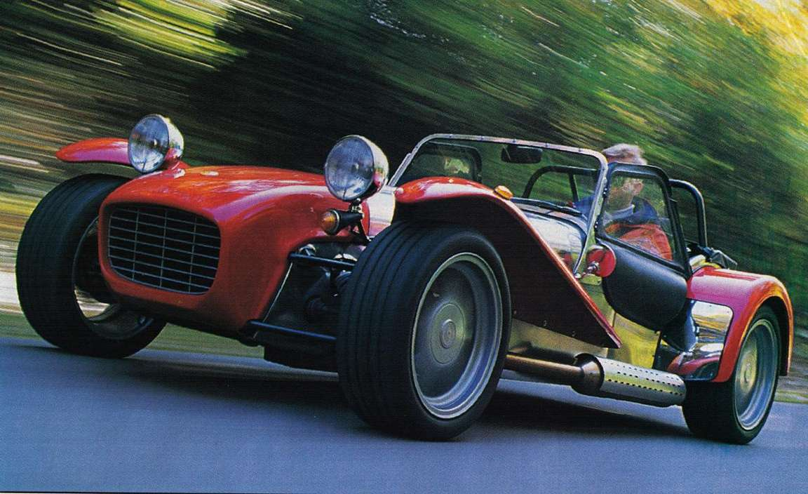 Caterham Super 7 #9871434
