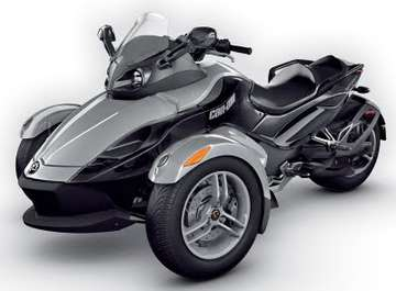 Can-Am Spyder #8382382