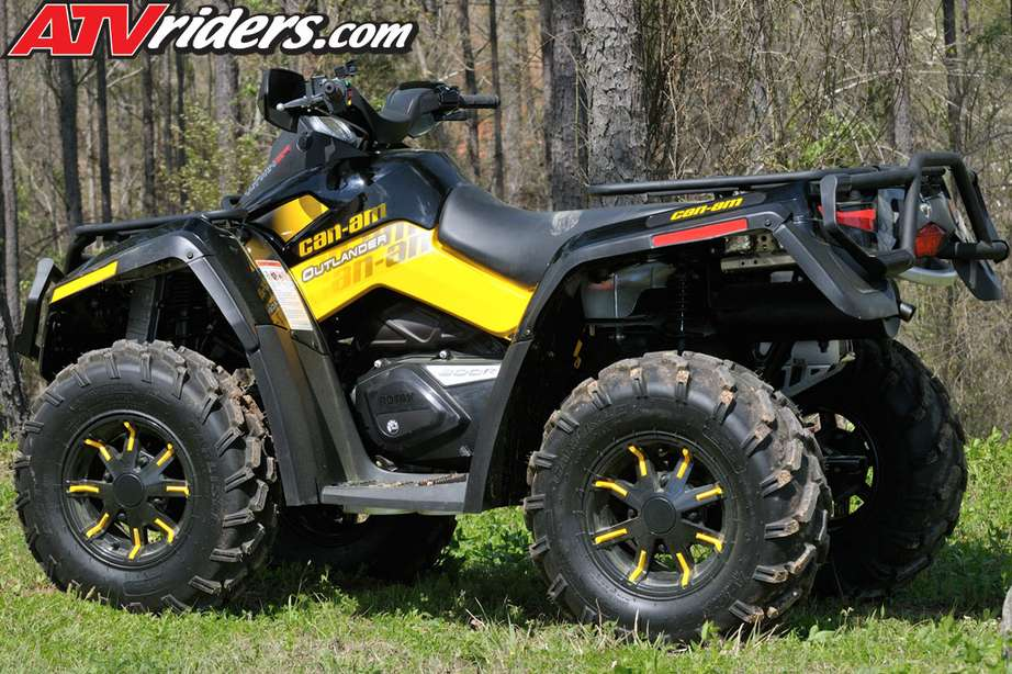 Can-Am Outlander #7262838