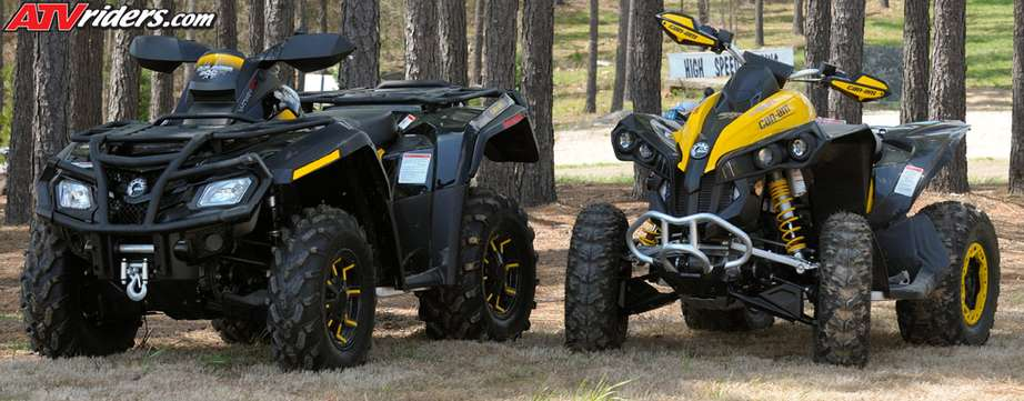 Can-Am Renegade #8444551