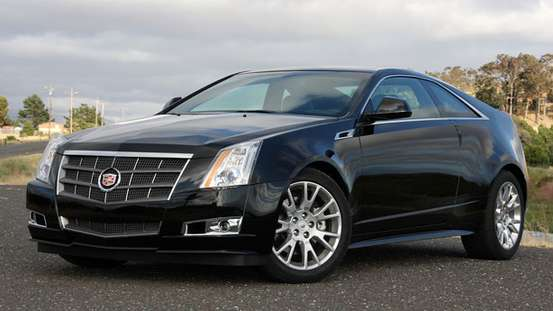 Cadillac CTS Coupe #8382865
