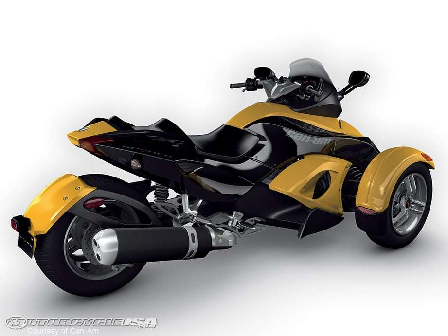 Can-Am Spyder #7890665