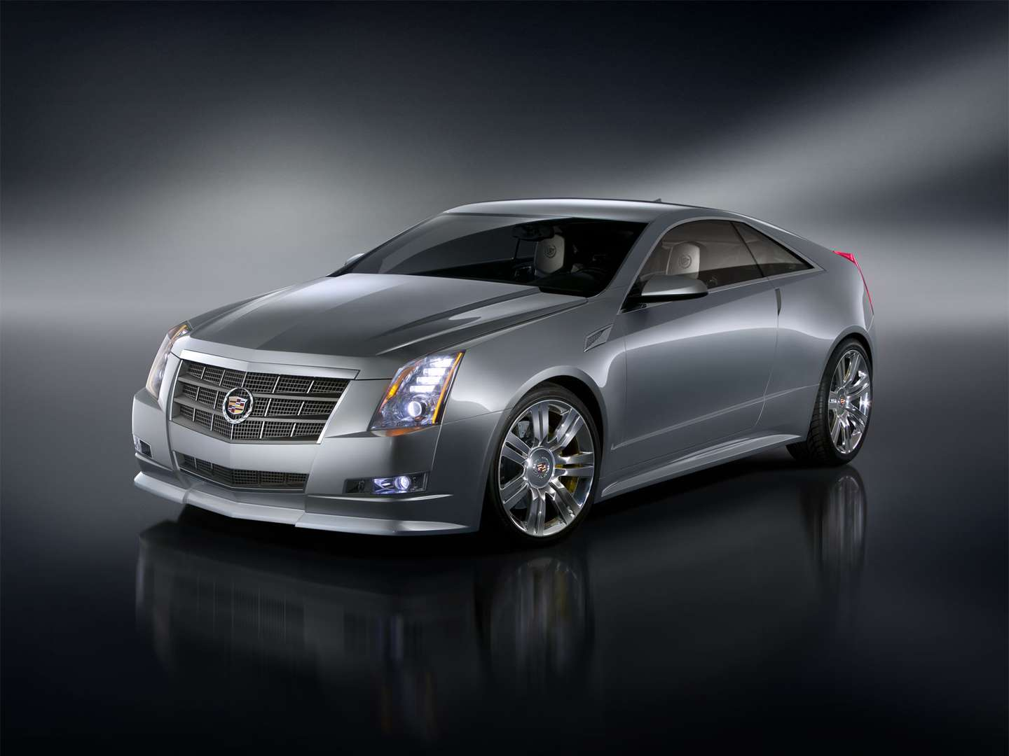 Cadillac CTS Coupe #9850640