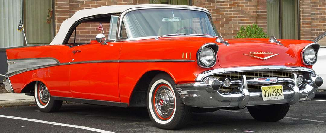 Chevrolet Bel Air #9333019