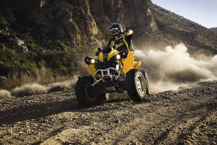 Can-Am Renegade #7712749