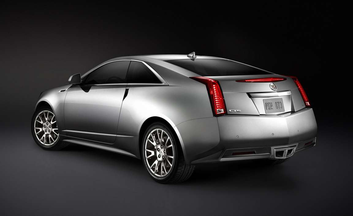 Cadillac Coupe #7855340