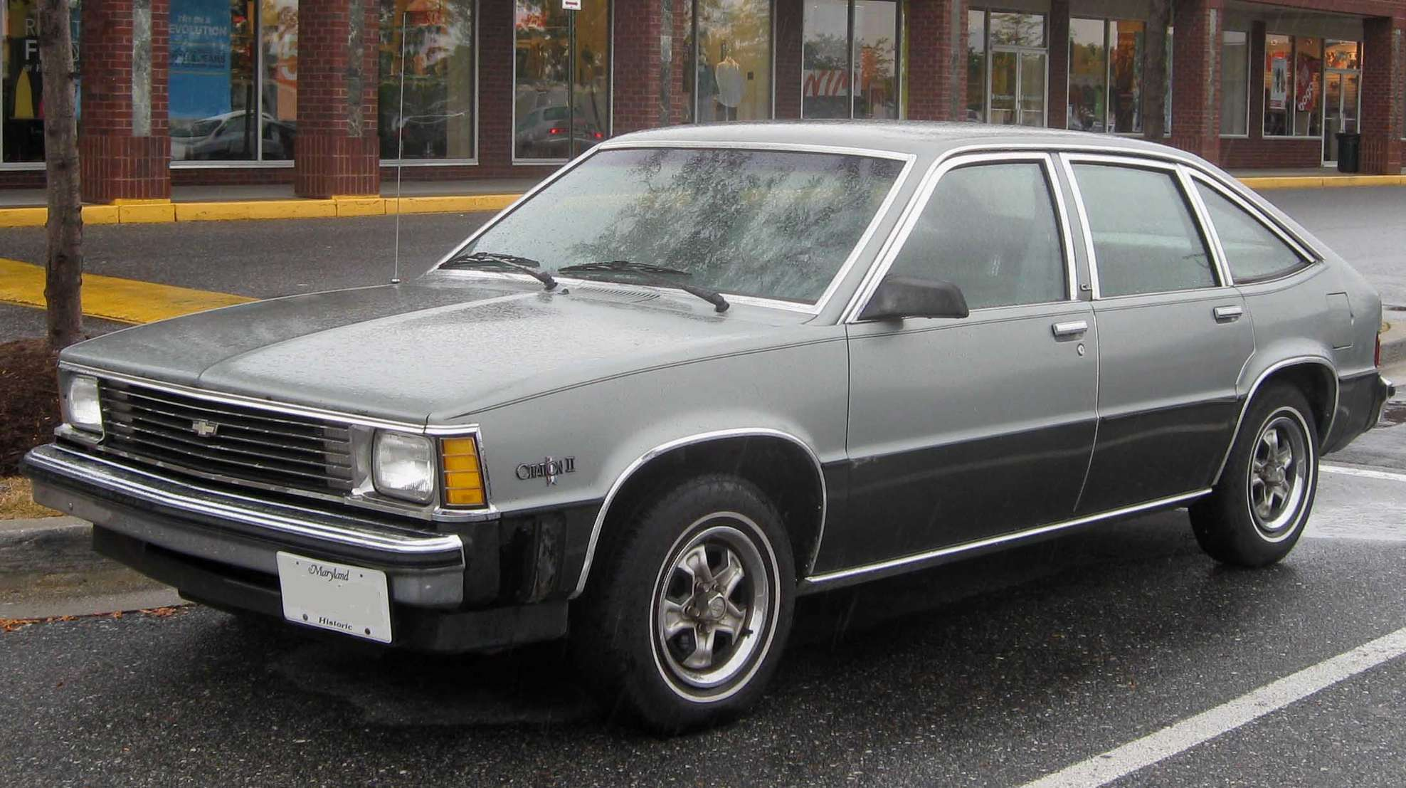 Chevrolet Citation #7198735