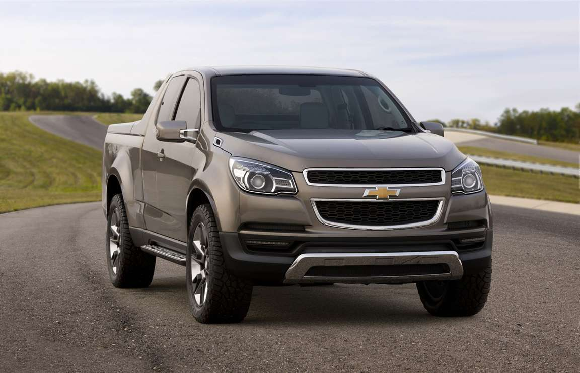 Chevrolet Colorado #7961630