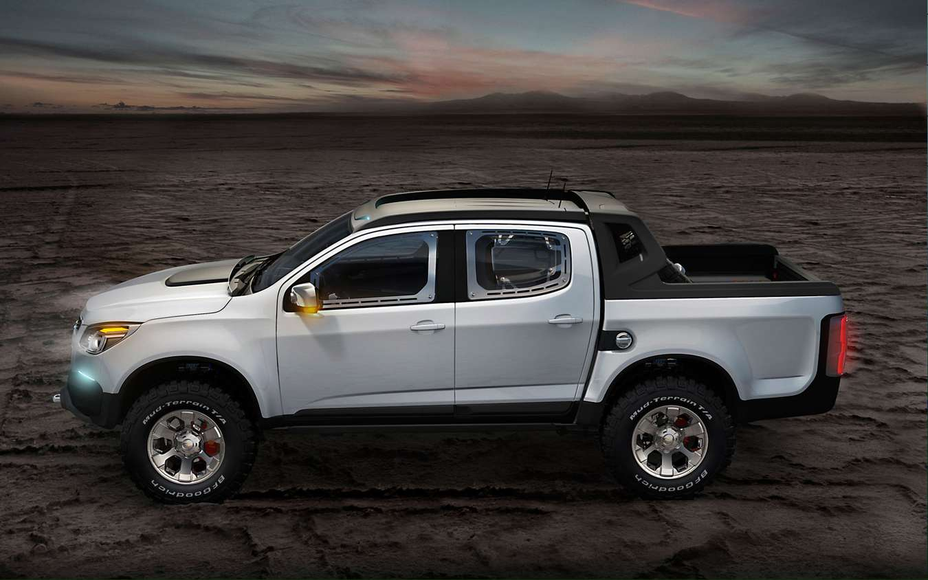 Chevrolet Colorado #7723781