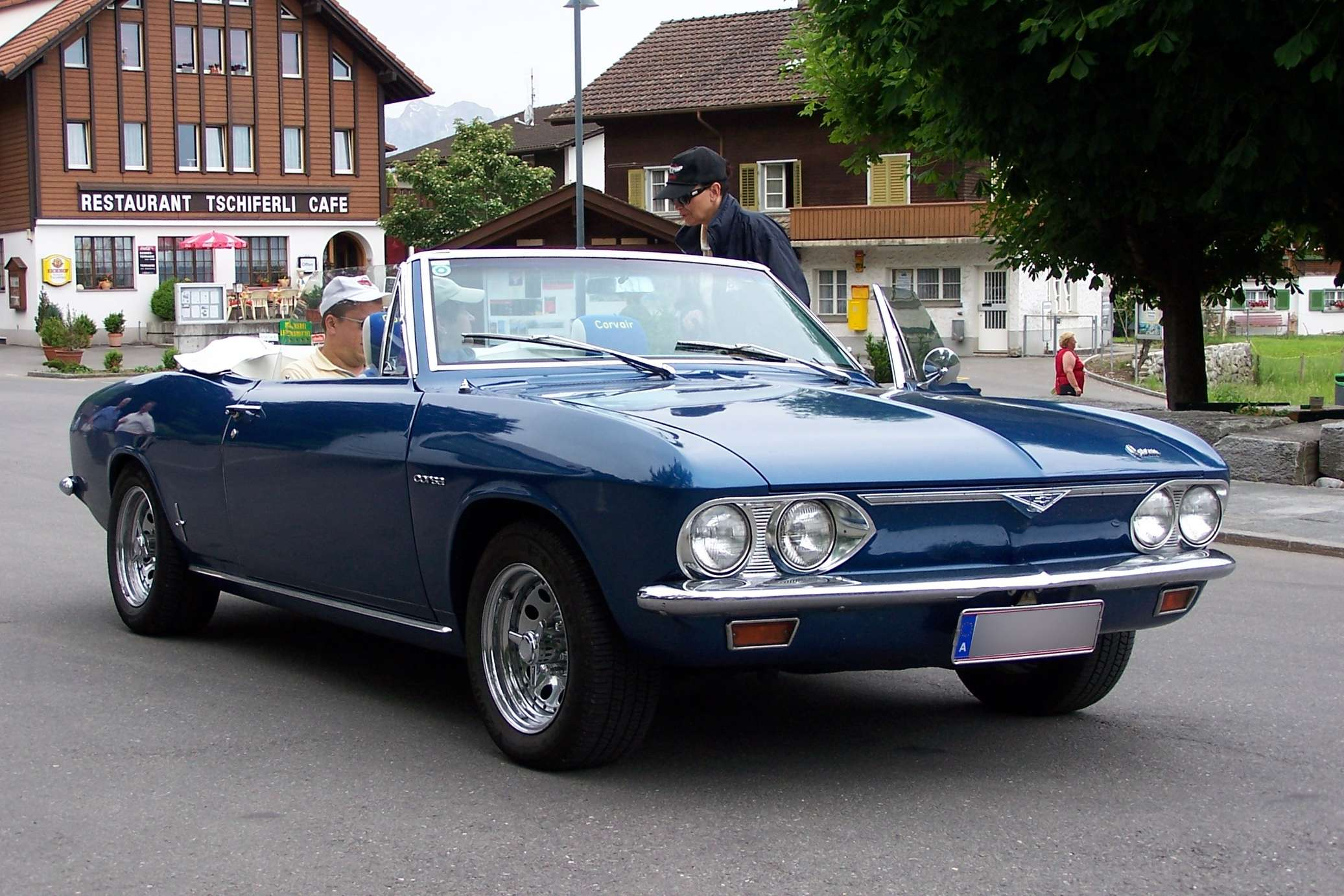 Chevrolet Corvair #7182542