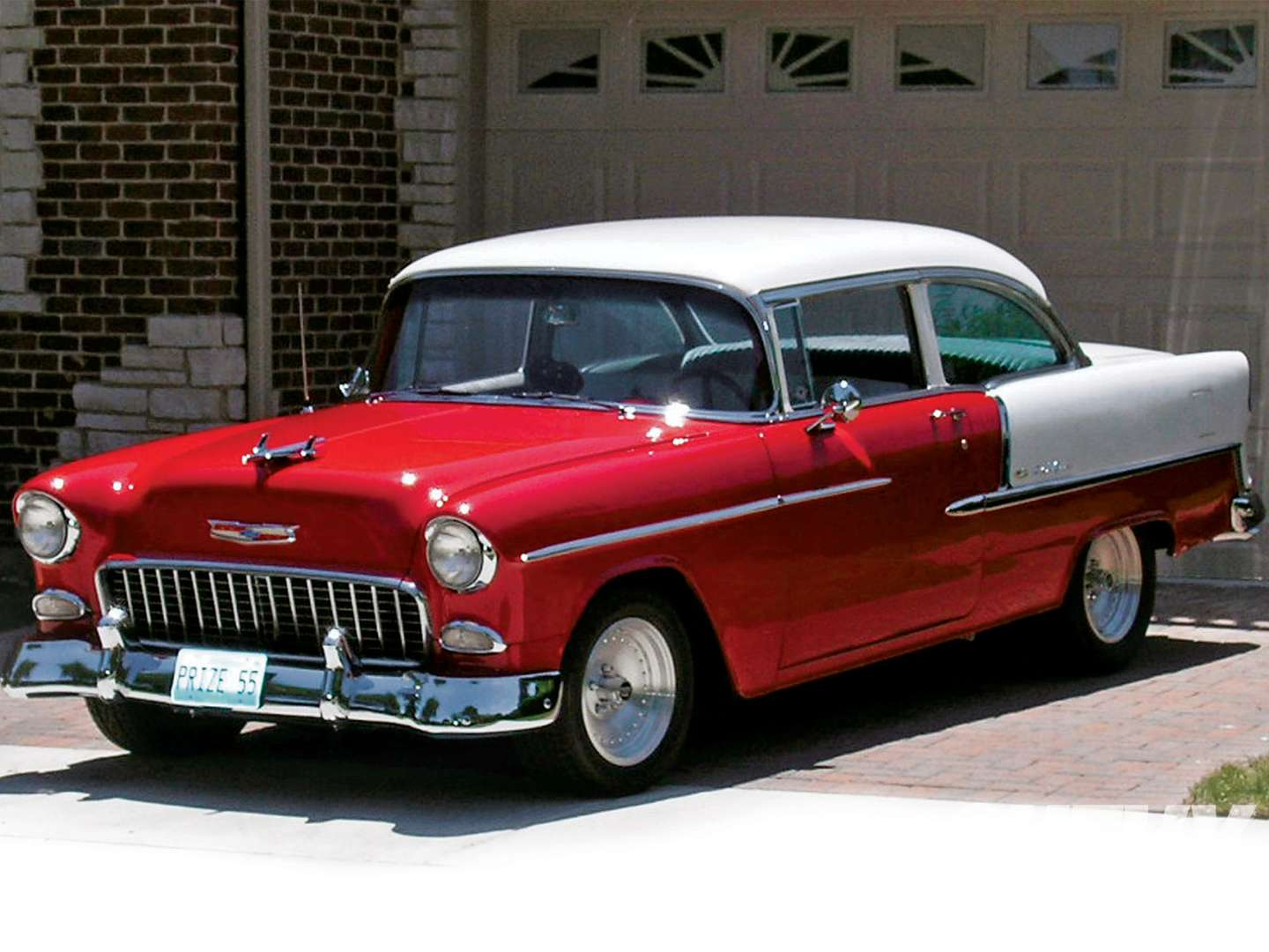 Chevrolet Bel Air #8536593