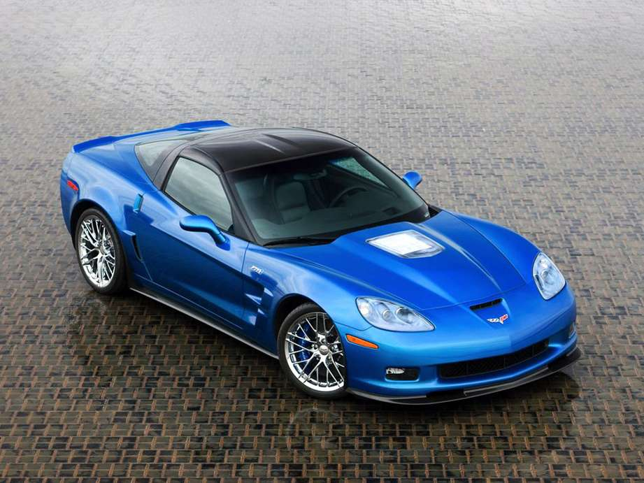 Chevrolet Corvette ZR1 #8764780