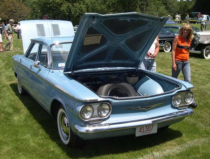 Chevrolet Corvair #8398559