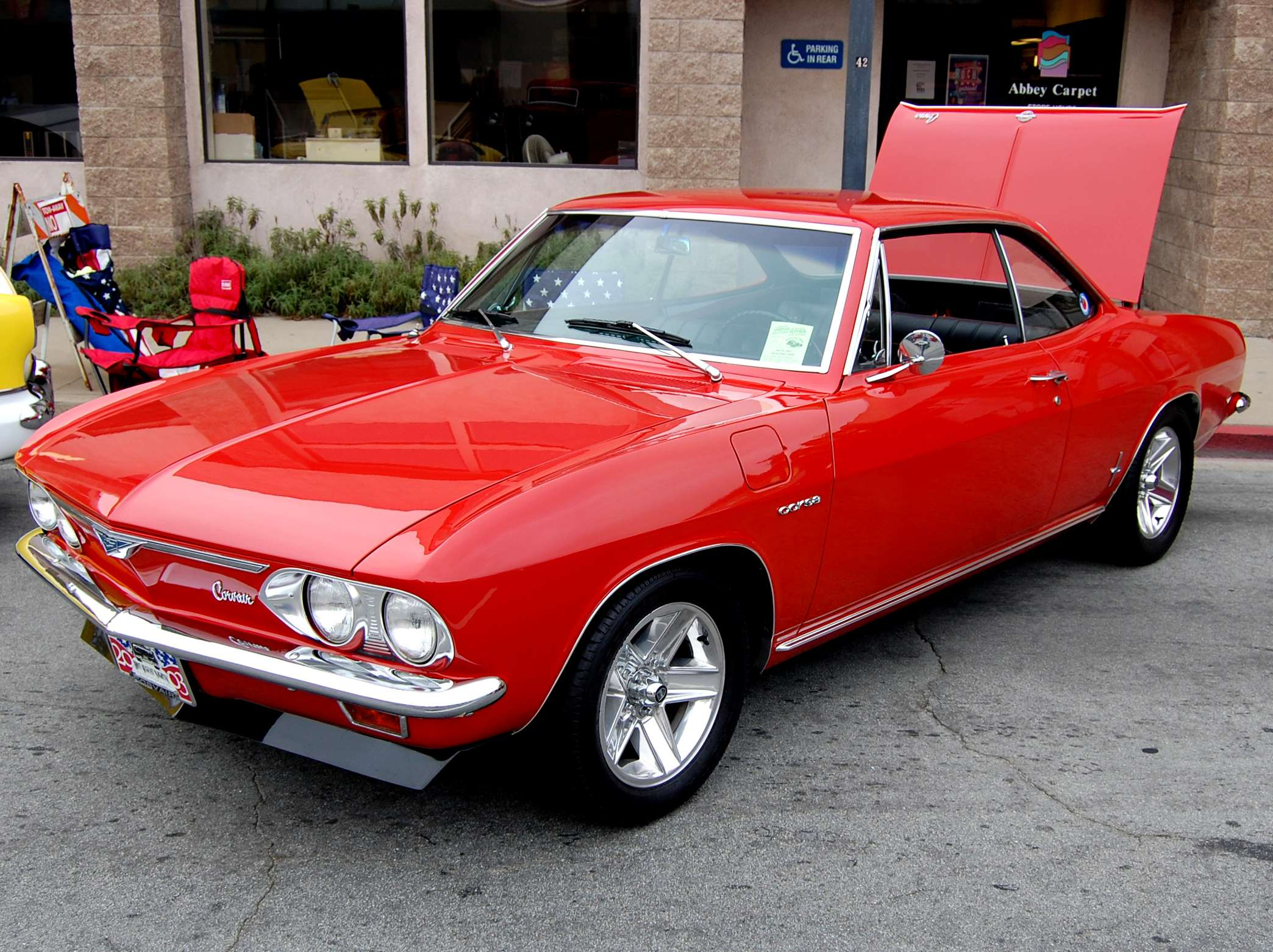 Chevrolet Corvair #7839597
