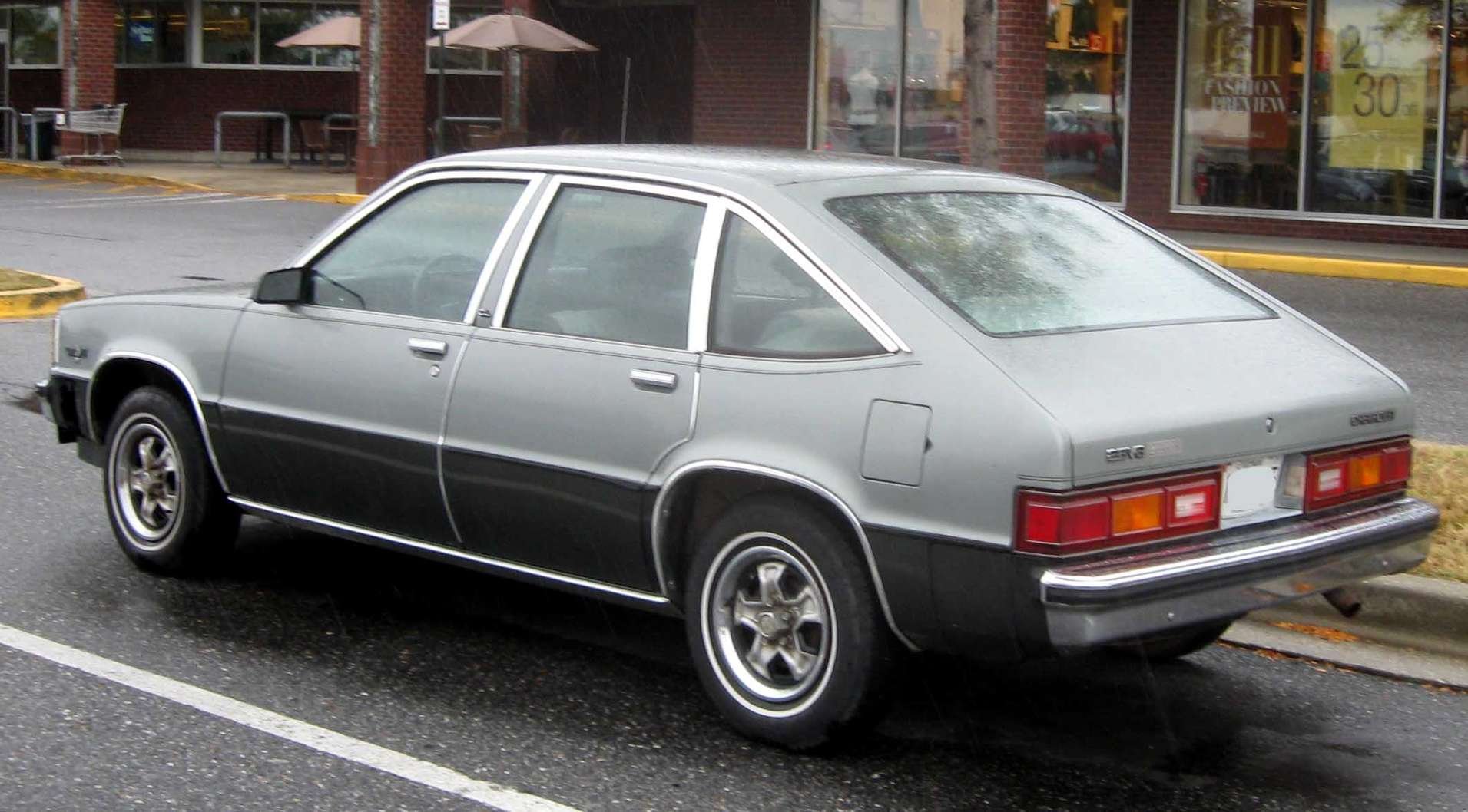 Chevrolet Citation #7108332