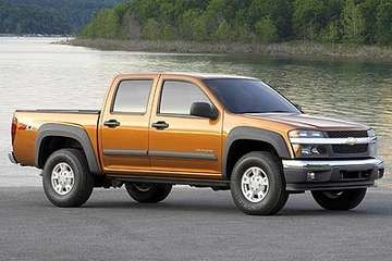 Chevrolet Colorado #9533987