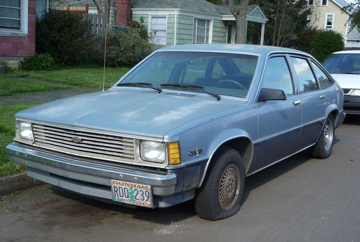 Chevrolet Citation #8043015