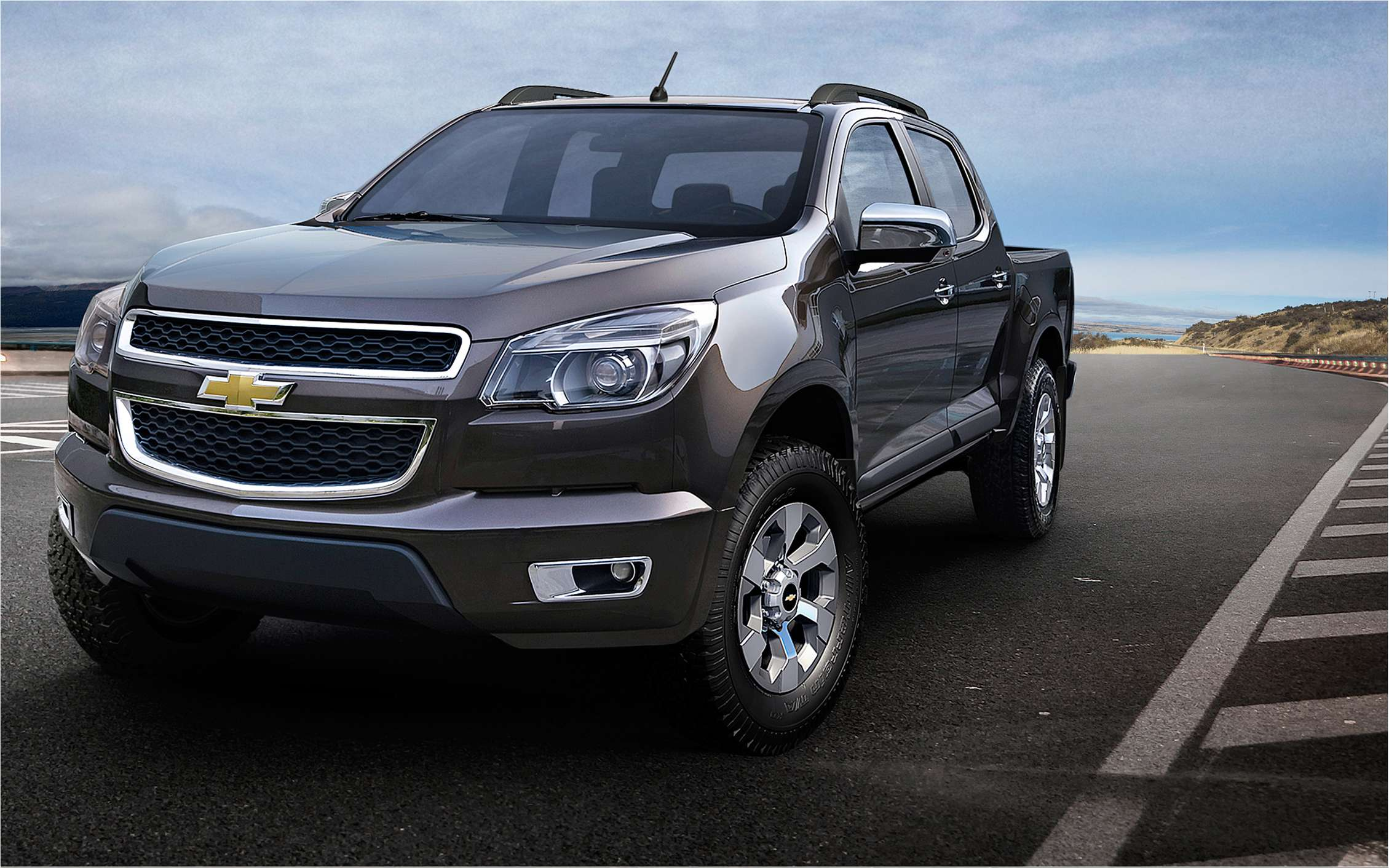 Chevrolet Colorado #9098577